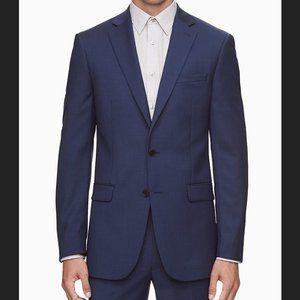 Calvin Klein Navy Blazer Size 38R